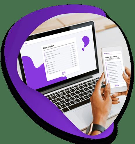 Instruction de dossiers clients et usagers